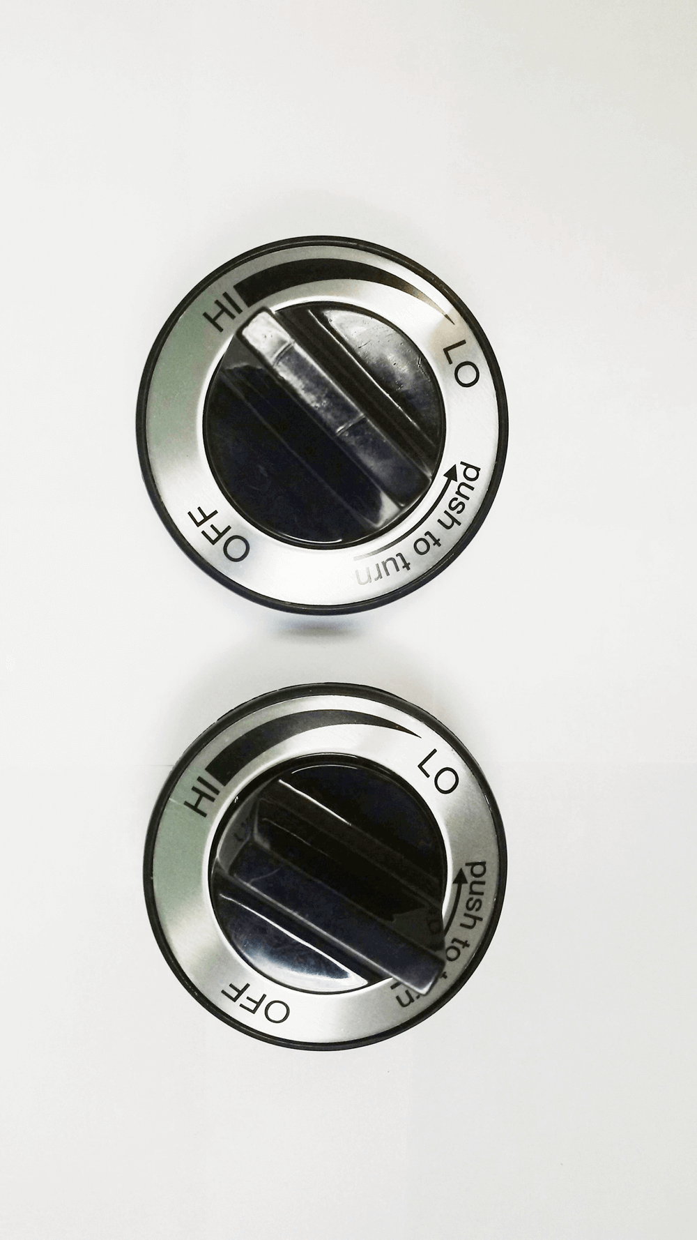 Control Knobs only (2pk)